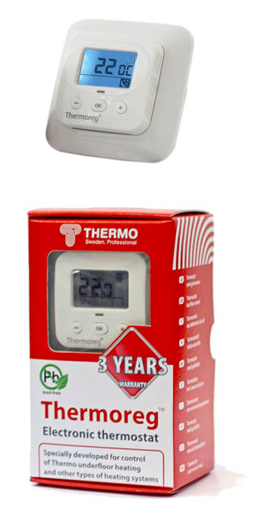 Thermoreg Ti 200 Инструкция