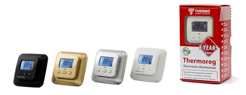 Thermoreg - терморегуляторы для теплых полов